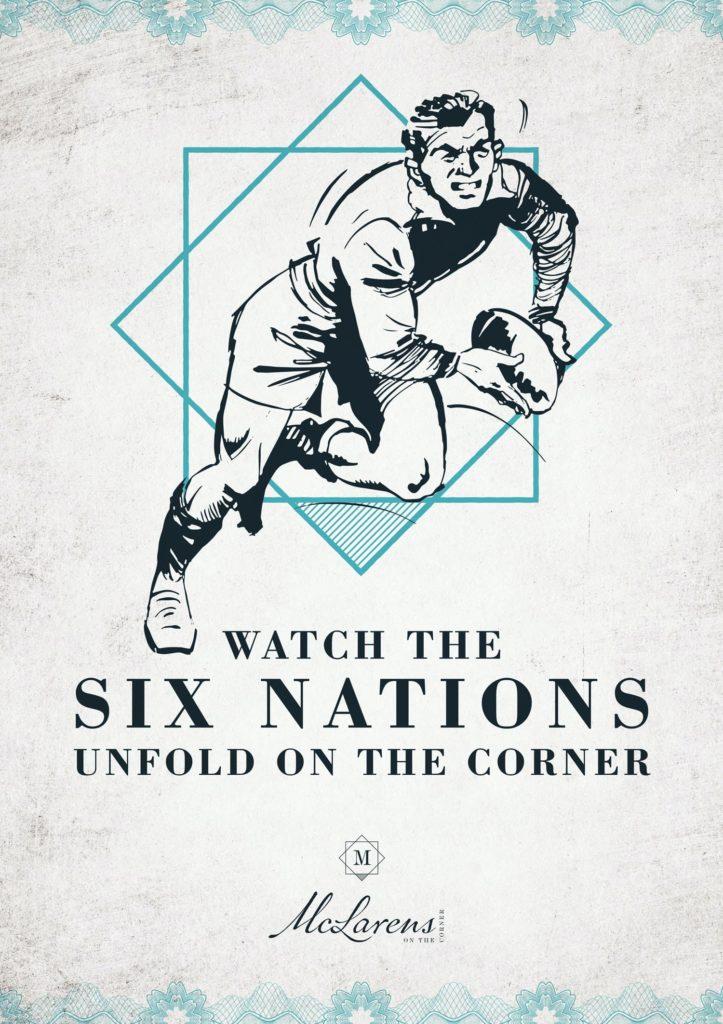 watch the 6 nations Edinburgh