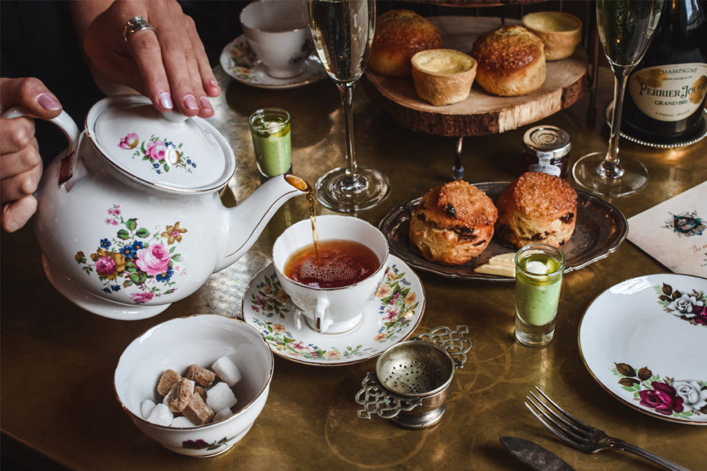Gift Vouchers for Afternoon Tea at McLarens on the Corner