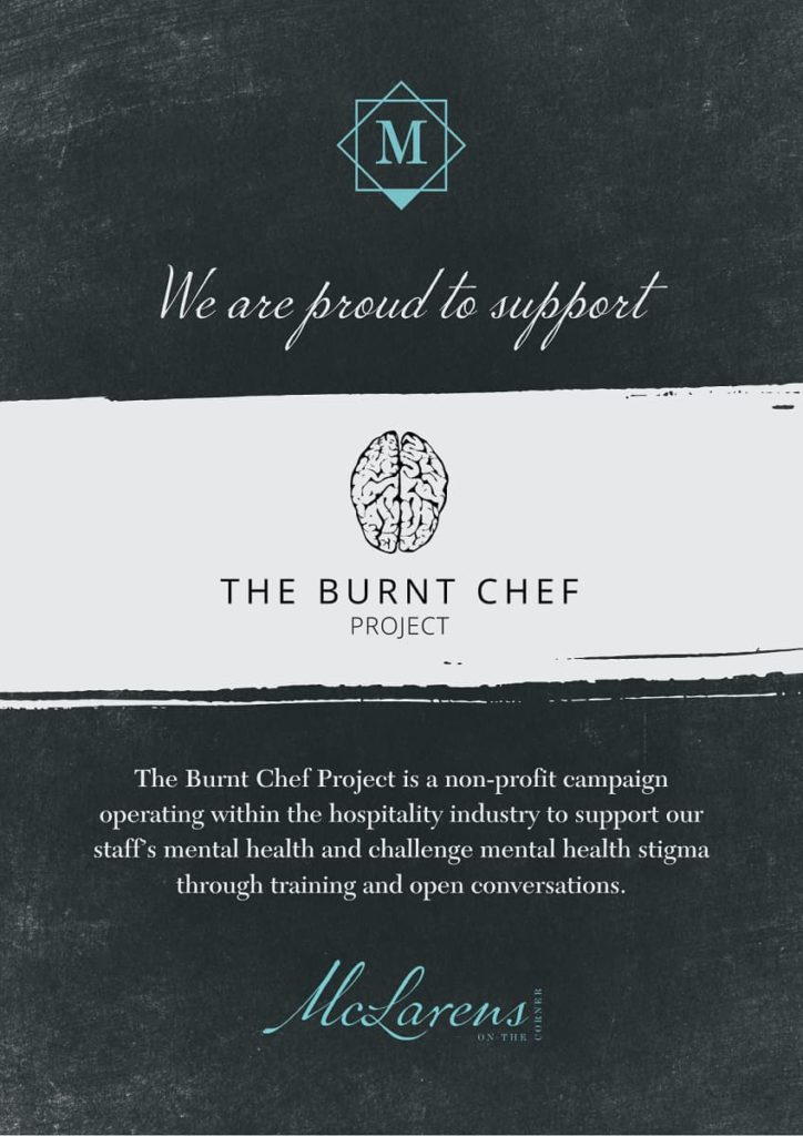 The Burnt Chef Programme